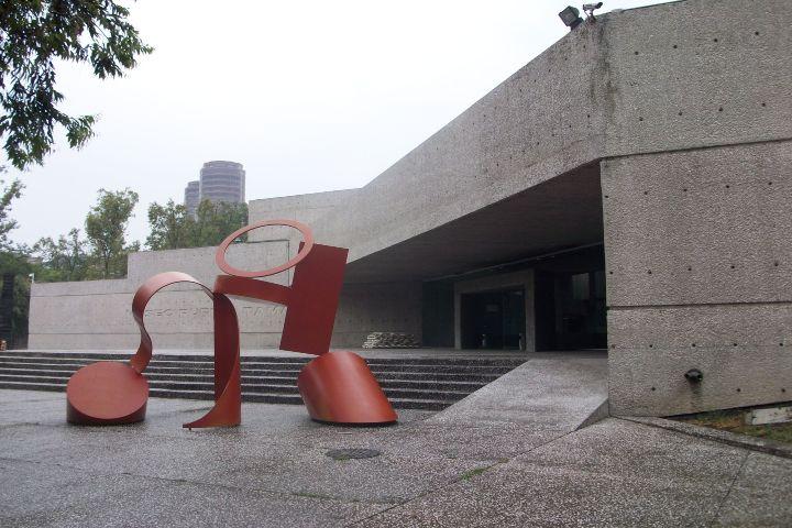 Wikipedia Tamayo Foto: Exposición Sunday en el museo Tamayo