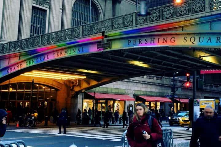 Word Pride NYC marcha gay. Foto: NYC Pride