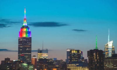 World Pride NYC marcha gay. Imagen: Wine Enthusiast Getty