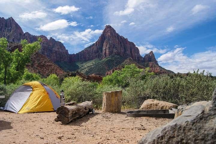 consejos para acampar en el bosque. Foto Pixabay