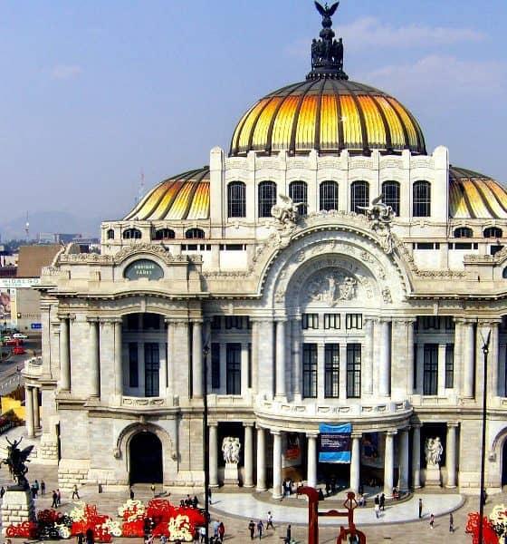 portada Lugares por visitar en la Ciudad de México Foto Carl Campbell
