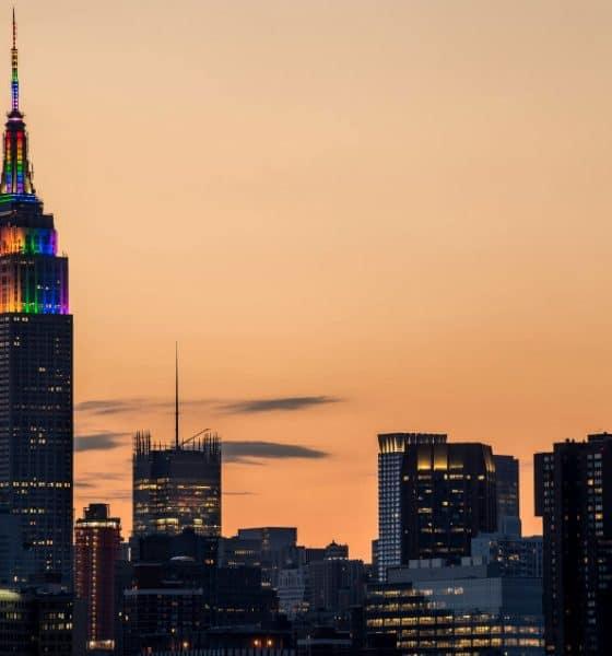 portada World Pride NYC 2019 Foto Duane Hotel