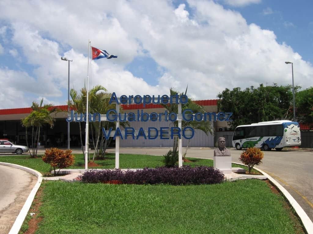 Aeropuerto de Varadero Cuba. Foto: Aeropuertos.net