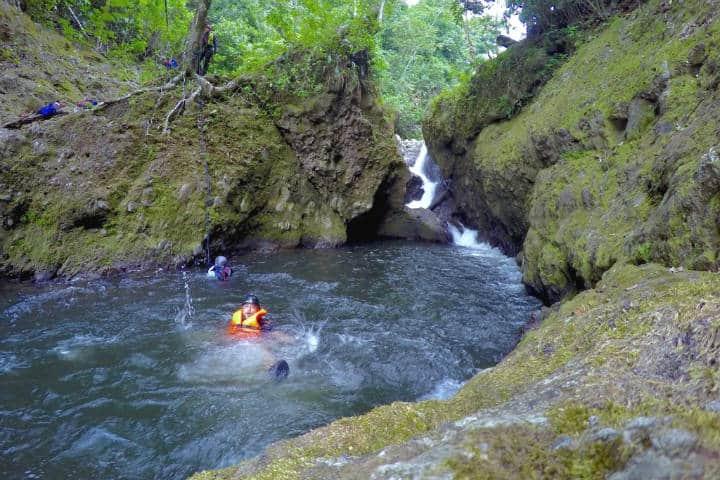 Agua Selva Foto Exploradores Yajpap