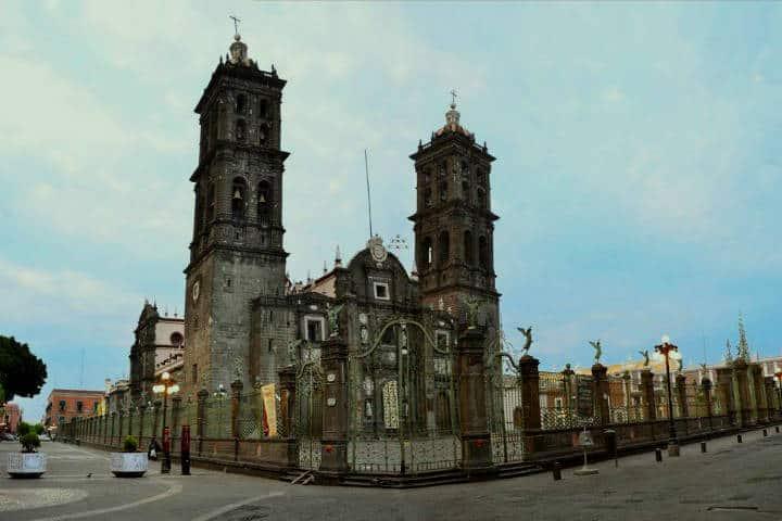 Iglesias más hermosas de Puebla