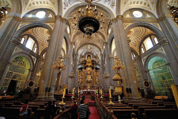 Basílica Catedral de Puebla. Foto: Larry Johnson