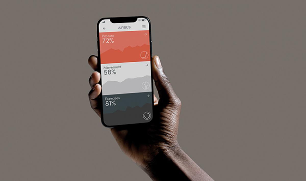 Nueva aplicación para móvil, Move. Foto: Business insider