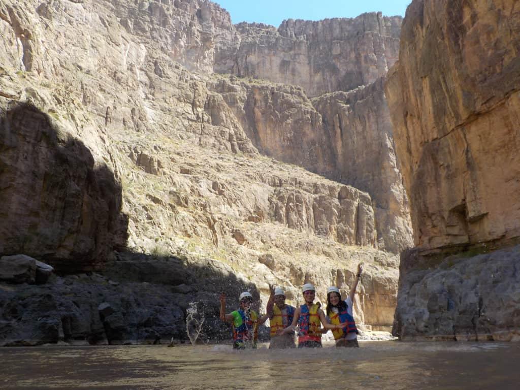 Cañon de Pegüis en Chihuahua
