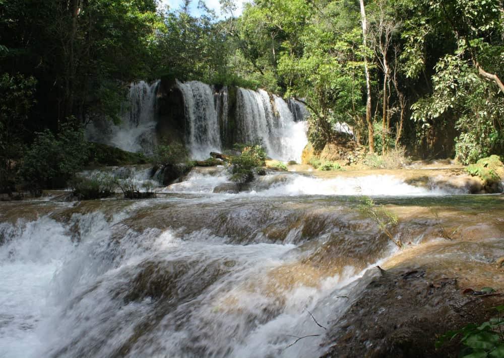 Qué visitar en Agua Selva Tabasco . Foto: City Express