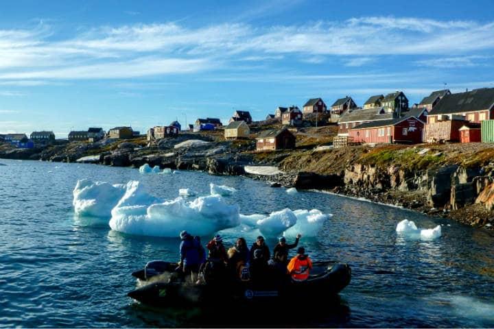 Ciudades más extremas para vivir Foto Ocean wide