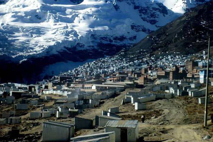 Ciudades más extremas para vivir Foto Speleominas