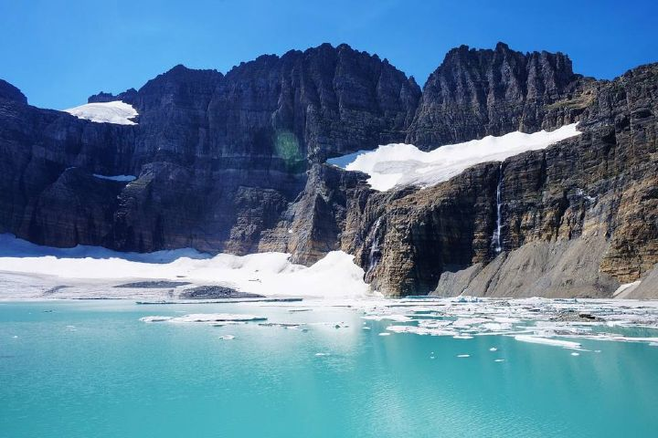 Cope Foto: Desaparece glaciar en 2020