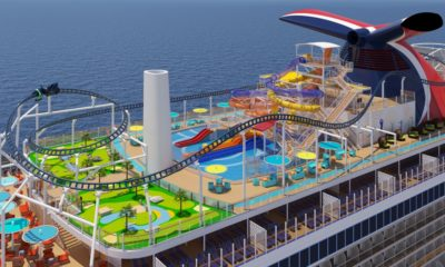 Crucero Carnival. Foto: logitravel.