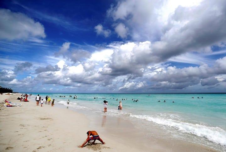 Isla de Varadero Cuba. Foto: Diario Neuquino