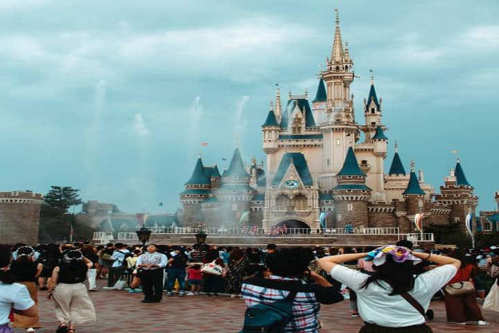 Disneyland Japan. Foto Fun2Holiday.com – Amar Travel & Tours