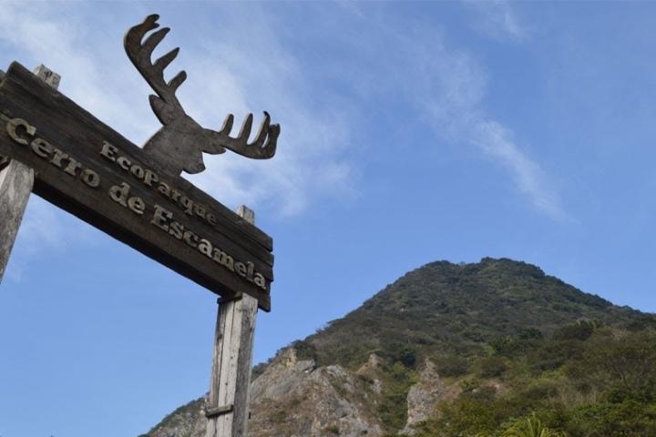 EcoParque Cerro de Escamela. Foto_ Rotativo