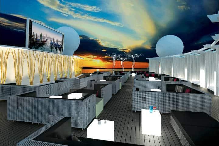 El crucero cuyo código de vestir es desnudo Foto Iglu cruise