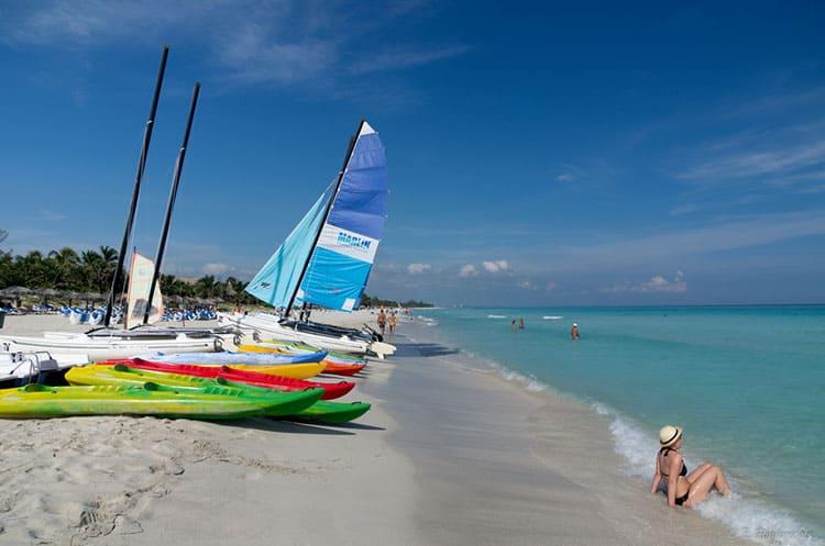 Recorrer la isla de Varadero Cuba. Foto: Enviajes.cl