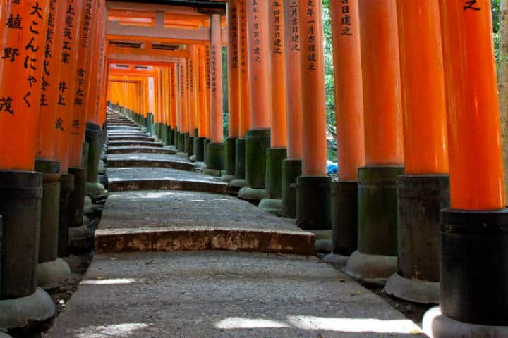 Fushimi Inari. foto Héctor de Pereda