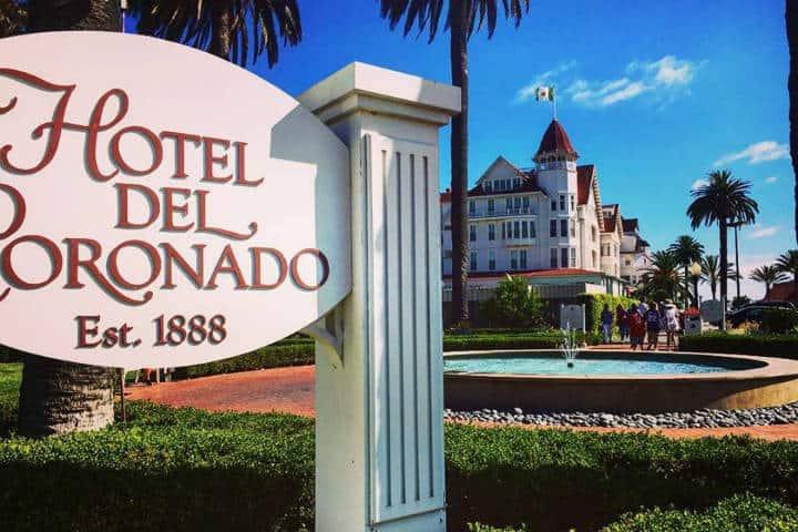Hotel del Coronado CA Foto HdC 15