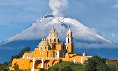 Iglesias más hermosas en Puebla Foto.VisitMexico