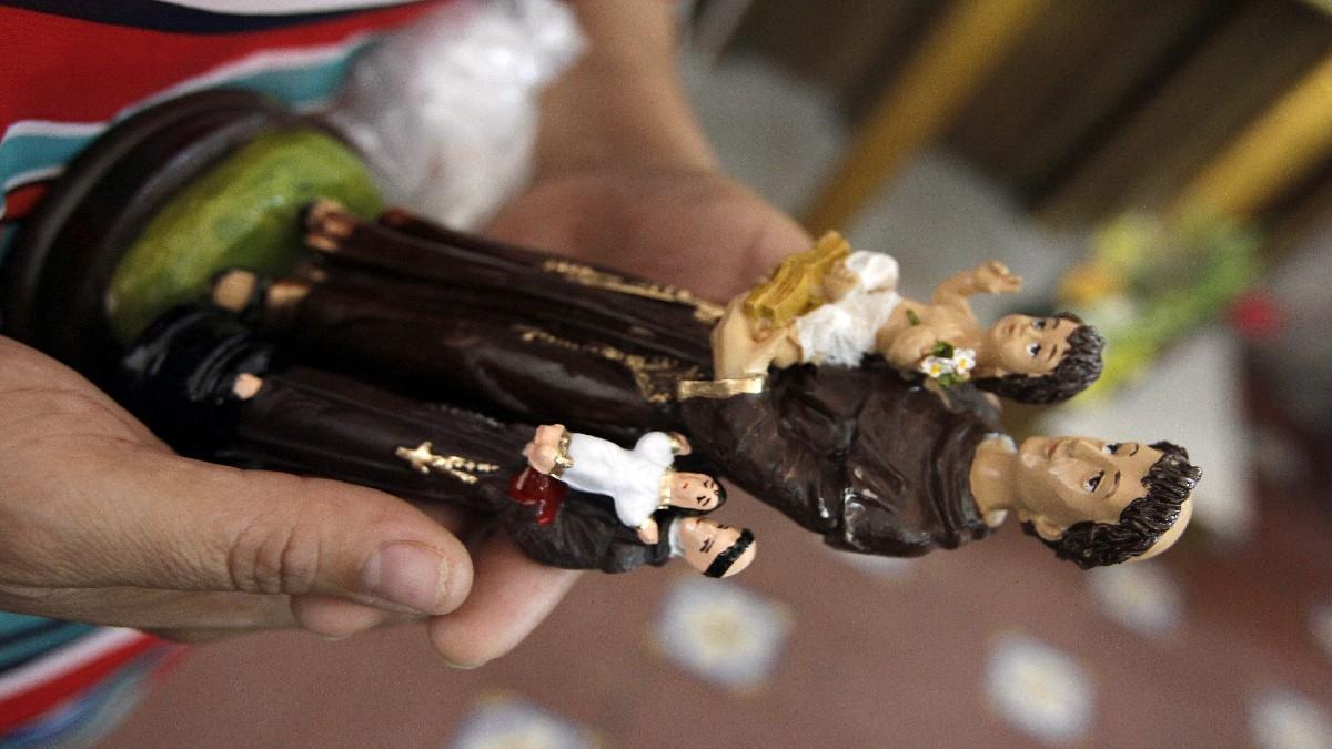 Infobae Foto: ¿Tienes San Antonio de cabeza?