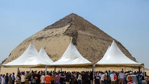 Reabren pirámide de Acodada. Foto: Informe 365