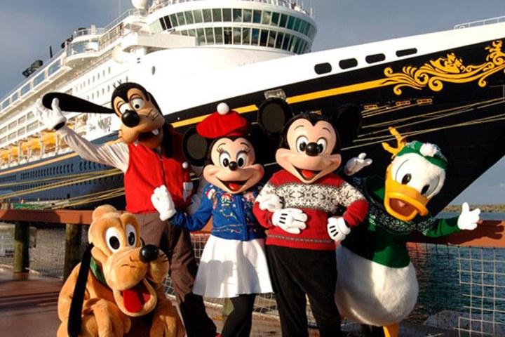 Innovaciones en cruceros. Foto_ Disney Cruise Line