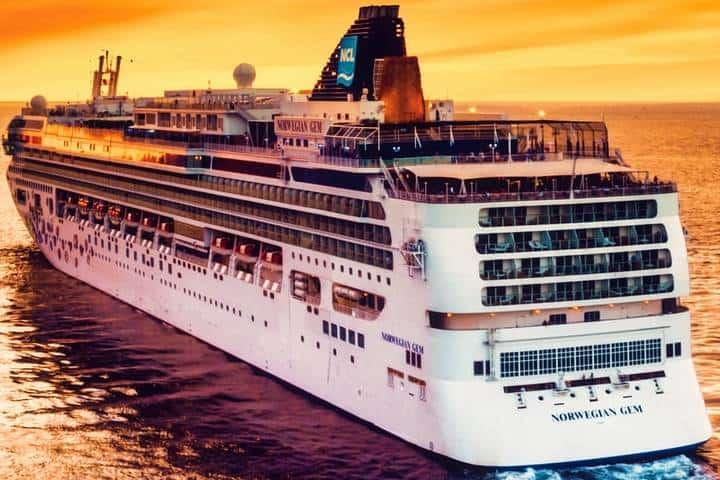 Innovaciones en cruceros