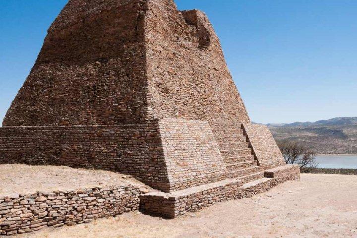 La Quemada, Zacatecas. Foto_ City Express