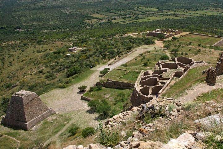La Quemada Zacatecas. Foto_ Mira tu México
