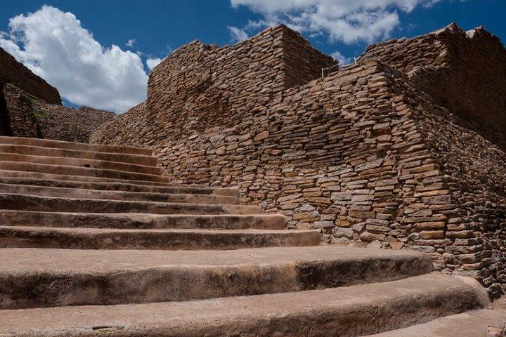 La Quemada. Foto: Arqueología Mexicana