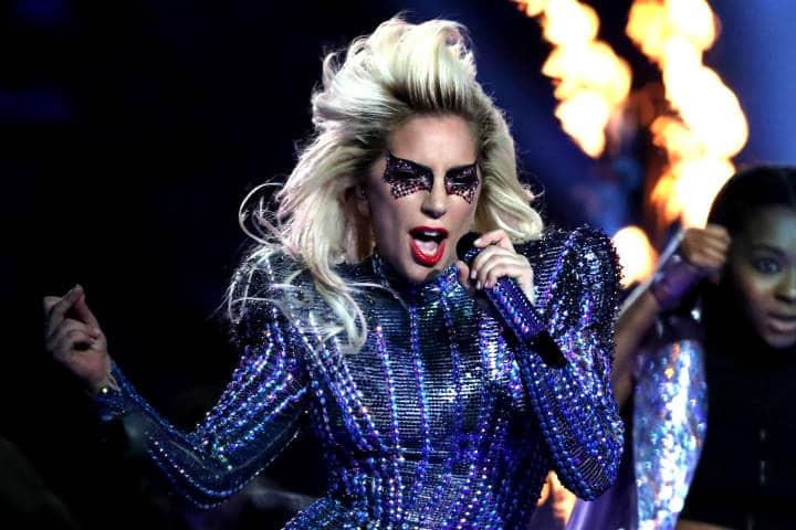 Lady Gaga nacida para vestir valiente Foto Zona Latina