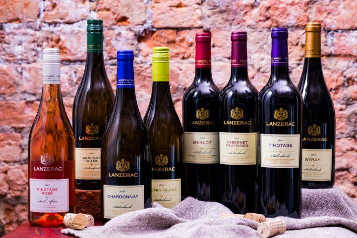 Lanzerac wine Estate Foto: región vinícola más grande de Sudáfrica