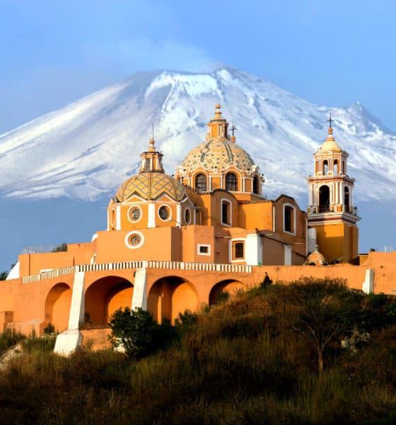 Las iglesias más hermosas de Puebla. Foto: Pedro Lastra