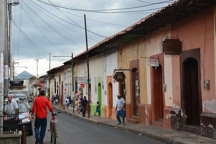 Leon, Nicaragua. Foto Zug.