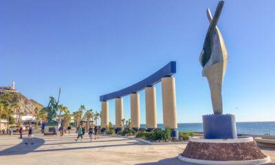 Malecón de Puerto Peñasco. Foto: Visita Puerto Peñasco.