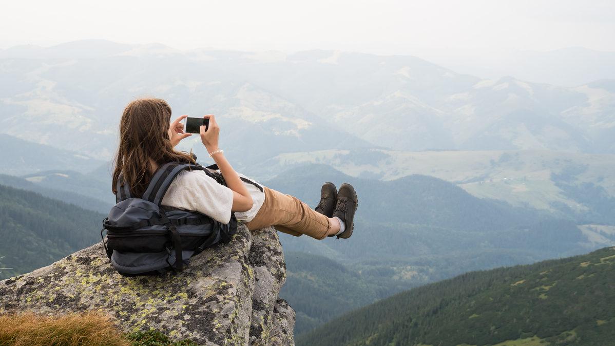 Destinos peligrosos para una selfie. Foto: Muy interesante