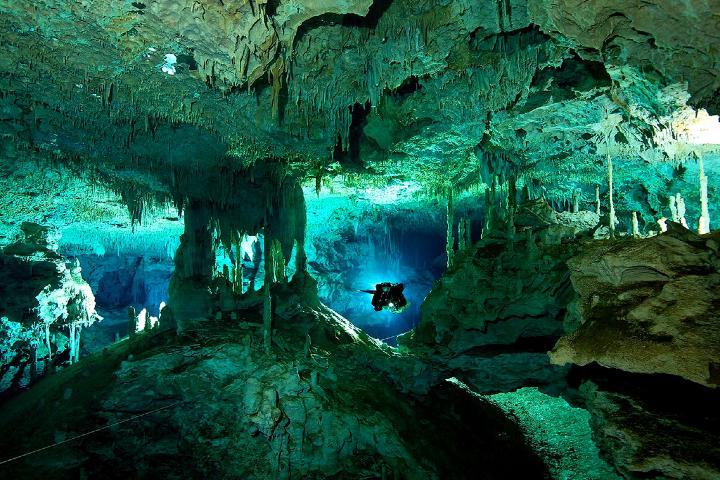 Naw Foto: Cenotes para salto