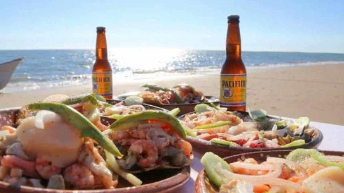 Bienvenido a Sinaloa. Foto: Noroeste