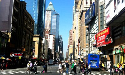 Nueva York Foto Helen Alfvegren
