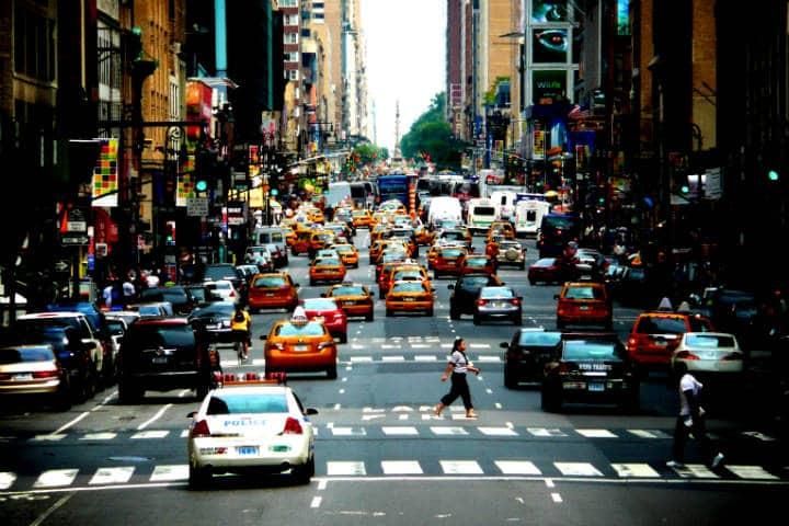 Nueva York Foto Tim Klapdor