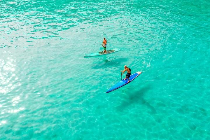Paddle Boarding. Foto_ México Beach Guide
