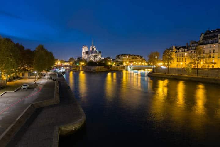 Paris. Foto barnyz