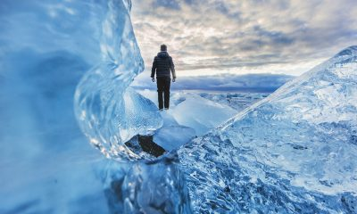 Parque Nacional de los Glaciares, el glaciar Shepard Foto. Pixabay