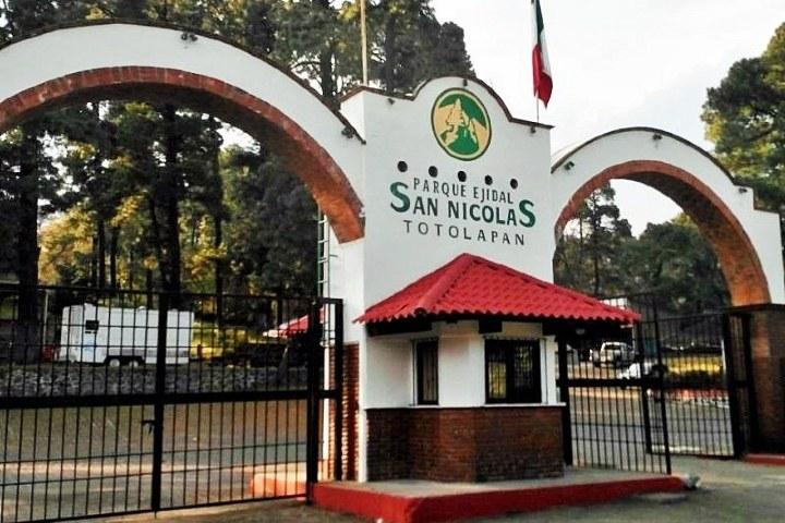 Parque San Nicolás. Foto: Twitter Sectur