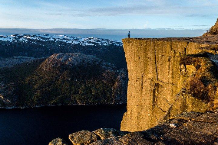 Preikestolen, Noruega (1)