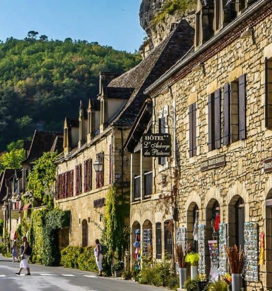 Pueblos mágicos de Francia Foto.Pixabay