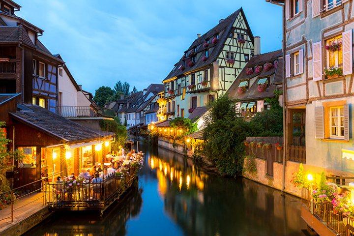 Pueblos mágicos de Francia. Foto_ Hola!