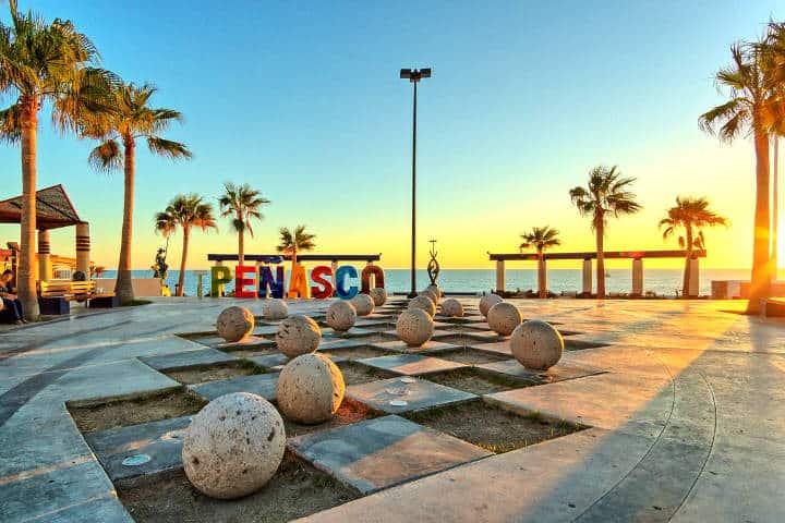 Puerto Peñasco ¡Entre los diez mejores lugares del mundo para Spring Breakers! Foto de Manny Sanchez